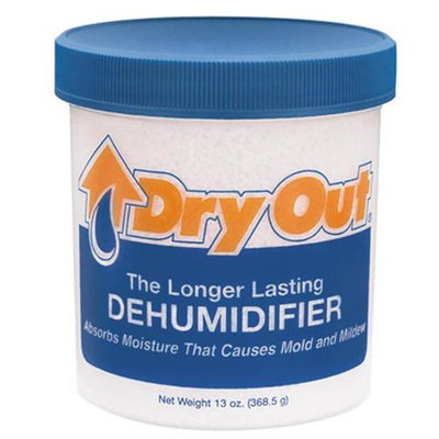 Jet Chemical Dry Out Dehumidifier 011015 Pack of 12