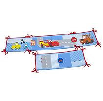 Disney Baby Crib Bumper Cars Little Racer - CROWN CRAFTS INFANT PRODUCTS, INC.