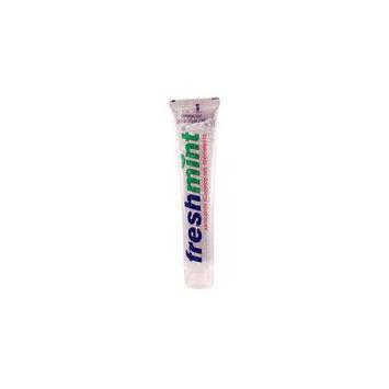Freshmint NWI-CG275-144 Clear Gel Toothpaste 2.75 oz. 144 per Case
