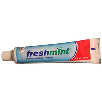 Freshmint NWI-TPADA3-72 Freshmint Toothpaste - 3 Oz Case Of 72