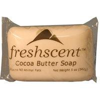 Freshscnt NWI-CBS5-72 Cocoa Butter Soap 72 per Case