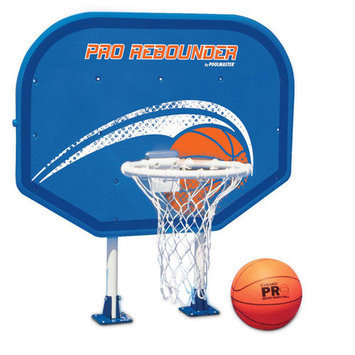 Poolmaster Above Ground Poolside Basketball-Perma-Top Mount