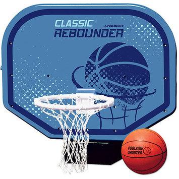 Poolmaster Classic Pro Rebounder Poolside Basketball Game