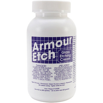 Armour Products Permanent -Armour Etch 22 Ounce