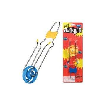 Toysmith Classic Magnetic Rail Twirler Whirling Spin Toy