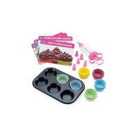 Birthday In A Box Toysmith Cutie Cupcake Baker Kit