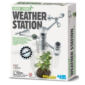 Toysmith 4 M Weather Station Kit
