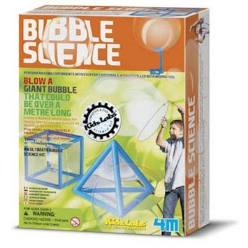 4M Bubble Science Multi-Colored