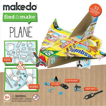 Makedo Find and Make Plane Kit