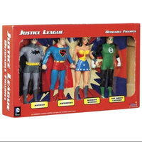 Toysmith Justice League Boxed Set Bendables