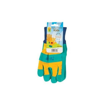 Toysmith Garden Gloves For Kids Medium Colors May Vary