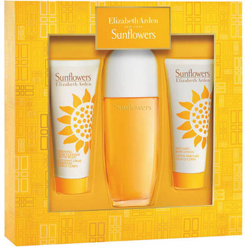 Elizabeth Arden Sunflowers Fragrance Gift Set, 3 pc