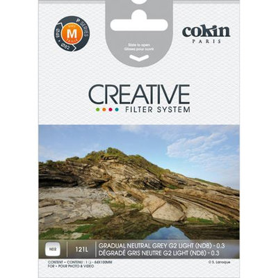Cokin Filter - Graduated Neutral Density Filter Filter