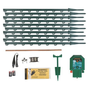 Woodstream Was Opus, Inc Garden And Pet Fence Kit KGPDCZ by Woodstream