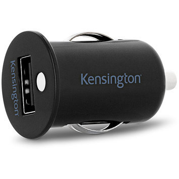 Kensington PowerBolt 2.1 Fast Charge Car Charger for Tablets
