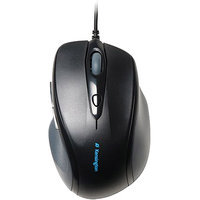 Kensington Pro Fit Wired Full-Size Mouse, Black