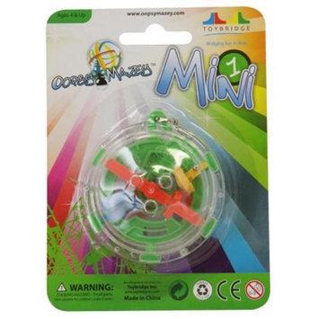 Toybridge 086138100928 OopsyMazey - Mini 1 Pack of 6