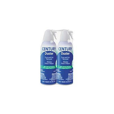 Falcon Safety CDS2 Disposable Compressed Gas Duster 10 Oz. 2/pk