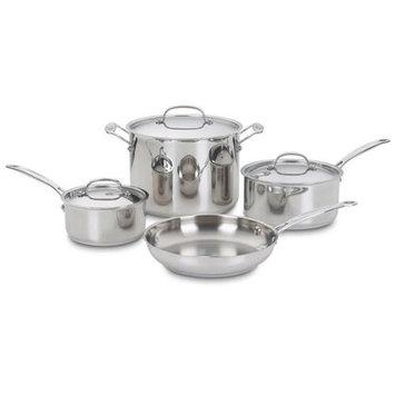 Cuisinart Corporation 77-7 Cuisinart 7-pc Chefs Classic Cookware