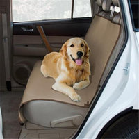 Yes Pets!A Water-Proof Nylon Car Bench Cover