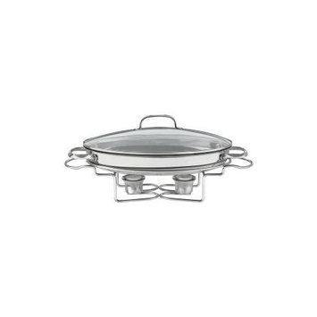 Cuisinart Oval Buffet Server in Stainless Steel