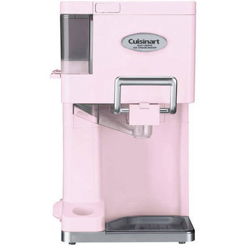 Cuisinart Mix It In Soft Serve Ice Cream Maker - Pink