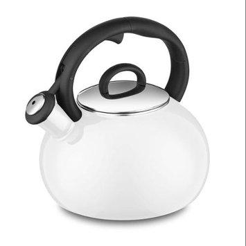Cuisinart Aura 2-Quart Enamel Teakettle White