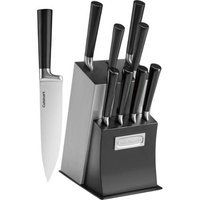 Cuisinart Vetrano Collection 11pc Cutlery Block Set - 11 Piece[s] - Stainless Steel - Black (c77ssb-11p)