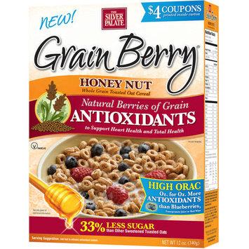The Silver Palate Grain Berry Antioxidants Cereal Honey Nut 12 oz