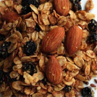 Sunridge Farms BG18705 Sunridge Farms Blu Almd Granola - 1x25LB