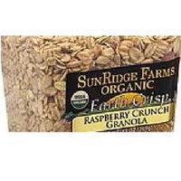 Sunridge Farms Raspberry Crunch (1x25LB )