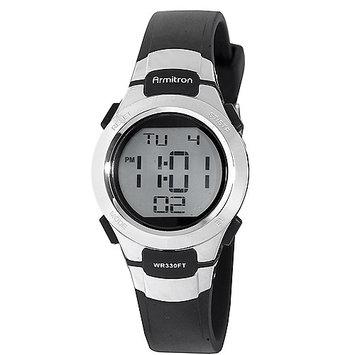 Armitron - Women's Chronograph Digital Sport Watch - Black