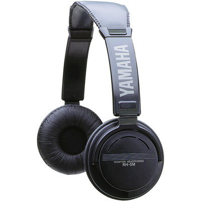 Yamaha Music Solutions RH5MA Pro Monitor Headphone PAC
