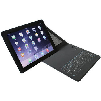 Iwerkz Keyboard - Wireless Connectivity - Bluetooth - Compatible With Tablet - Black (44681)