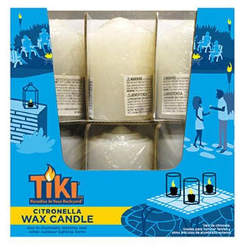 Tiki Citronella Votive Candle (1412143)