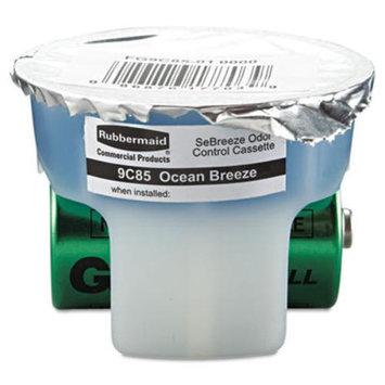 Rubbermaid Metered Air Freshener Refills SeBreeze Fragrance Cassette