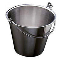 CLASSIC 010CL-SPA02 Stainless Steel Pail 2 quart