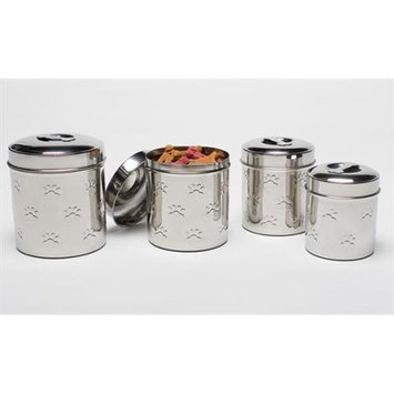 Classic Products WTC-1 Mini Stainless Steel Treat Canister