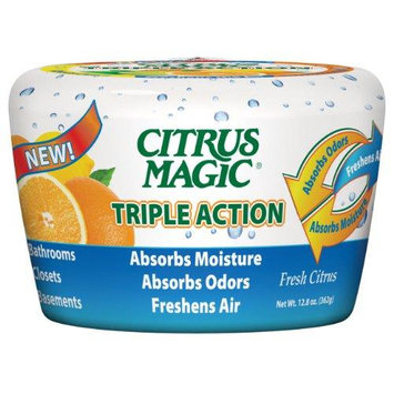 Beaumont Citrus Magic Triple Action - 12.80 Oz - Fresh Citrus (bmt-618372454)