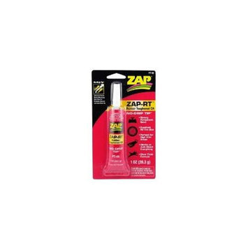 Pacer Performance ZAP RT, Rubber Toughened CA, 1 oz (28.3g) PAAR2244 Pacer