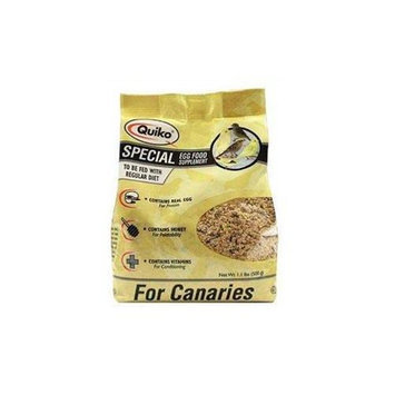Sun Seed Company BSS21080 Quiko Special Egg Food Canaries