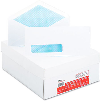 Universal Battery UNV35203 - Universal Security Tinted Window Business Envelope