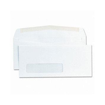 Universal Battery Universal 35219 Window Business Envelope Contemporary #9 White 500/box