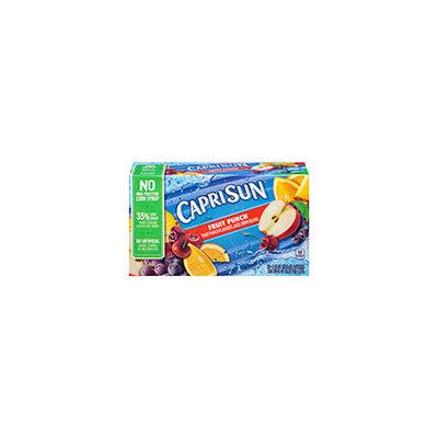 Capri Sun® Fruit Punch Juice Drink