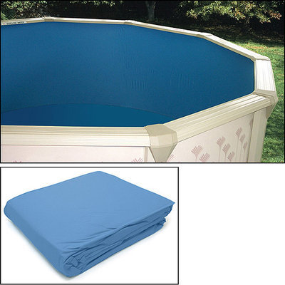 Swim'n Play Heritage Pools Replacement Round Pool Liner