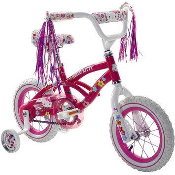 Dynacraft Girls' 12 inch Hello Kitty Bike