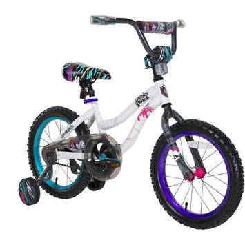 Dynacraft Girls' 16 inch Monster High Bike