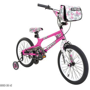 Camo Decoy 18-in. Bike - Girls