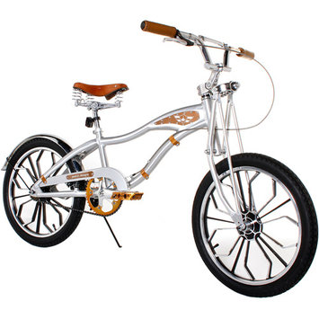 Dynacraft 20 inch Boys Paul Jr. Designs Build-Off Bicycle