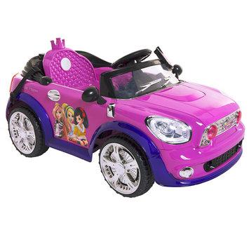 Dynacraft Fairy Tale High Battery Powered Car